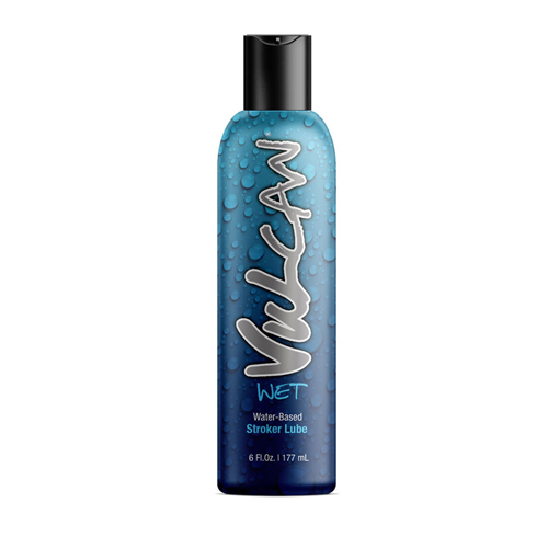 Vulcan Wet Waterbasis Glijmiddel - 117 ml
